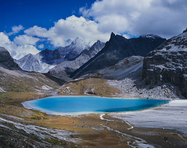 Haizi Mountain, Sichuan Province, China