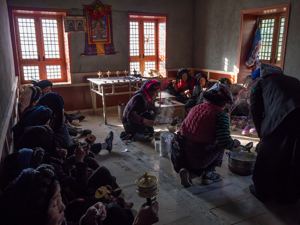 Image: China, Sichuan Province, Danba village