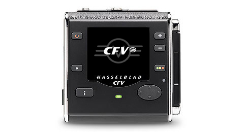 Hasselblad CFV–39 digital back